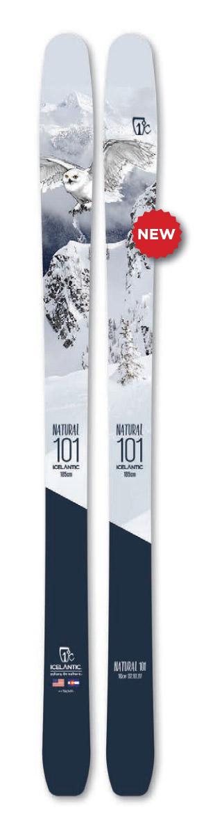 ICELANTIC Natural 101