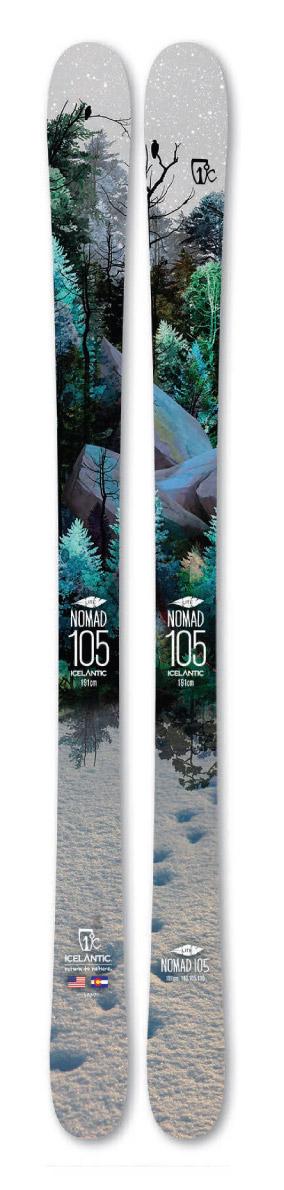 ICELANTIC Nomad 105 Lite