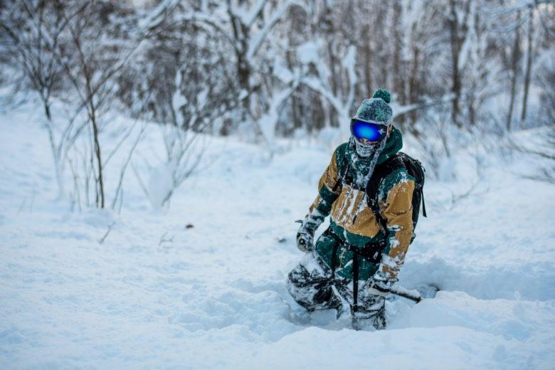 星空スキーの西條聡