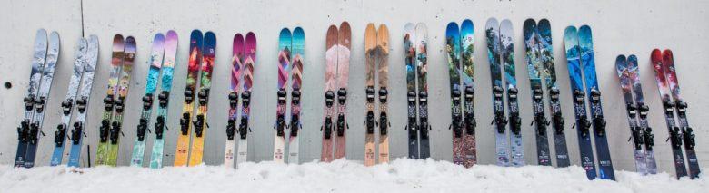 スキーのデザイン、グラフィック