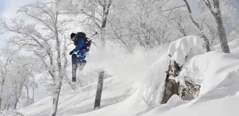 ファットスキーで楽しむ!