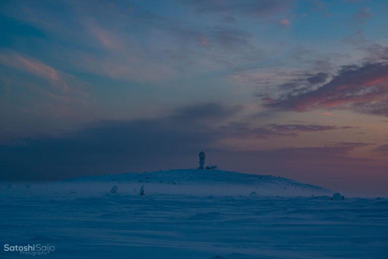 北極圏やばすぎ